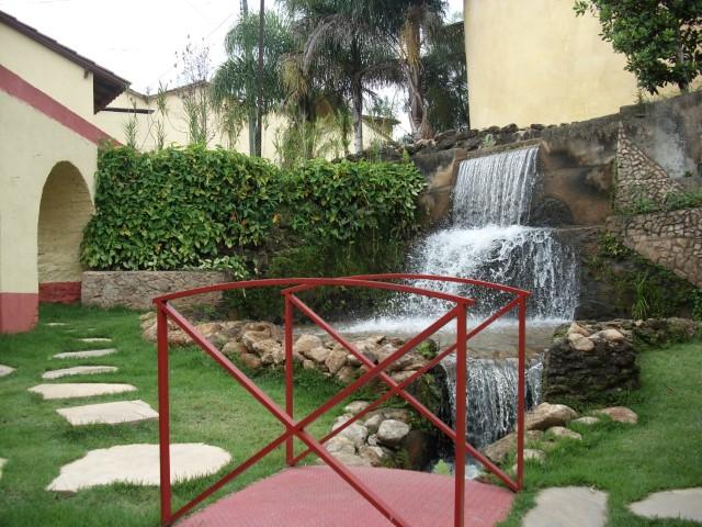 Cachoeira Limeira Atual