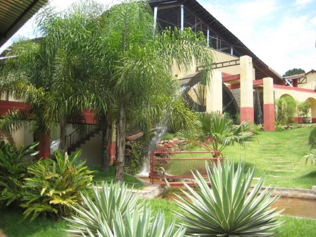Roda Dagua Jardim